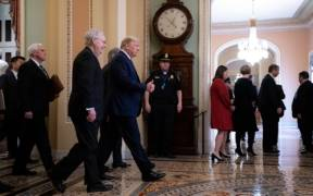 1280px President Trump and Vice President Pence on Capitol Hill 49645659603