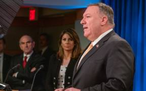 1280px Secretary Pompeo Delivers Remarks to the Media 49720913006