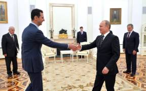 Bashar al Assad in Russia 2015 10 21 09 1