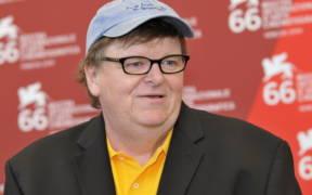 Michael Moore 66ème Festival de Venise Mostra color