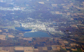 Midland Michigan with Dow Chemical plant and headquarters scaled e1590041238966