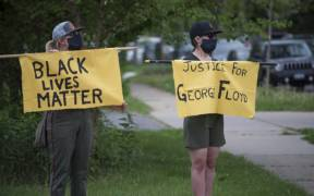 police violence Justice for George Floyd May 26 2020 02