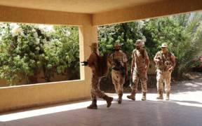 Combattants du GNA Tripoli 2019 2