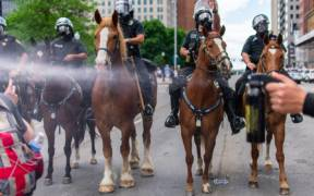 George Floyd Protest Columbus Ohio