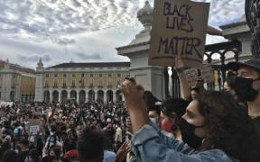 Lisbon BLM protest June 6 2020 e1591549630584