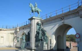 Statue LeopoldII Ostende 1 e1591717635438