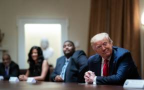 Trump Participates in a Roundtable on Race Relations 49994362583