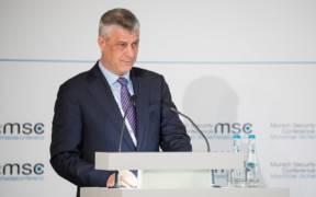 Hashim Thaçi MSC 2018