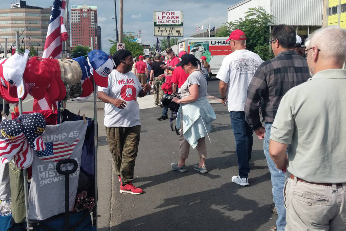 QAnon Is Meant to Spread Fascist Mythology and Distract From U.S. Failures - Citizen Truth