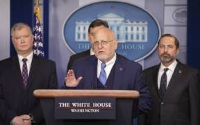 Redfield White House Press Briefing 49483434882