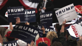 Donald Trump supporters 25218962886
