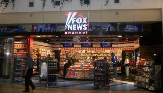 FOX News Channel Stand