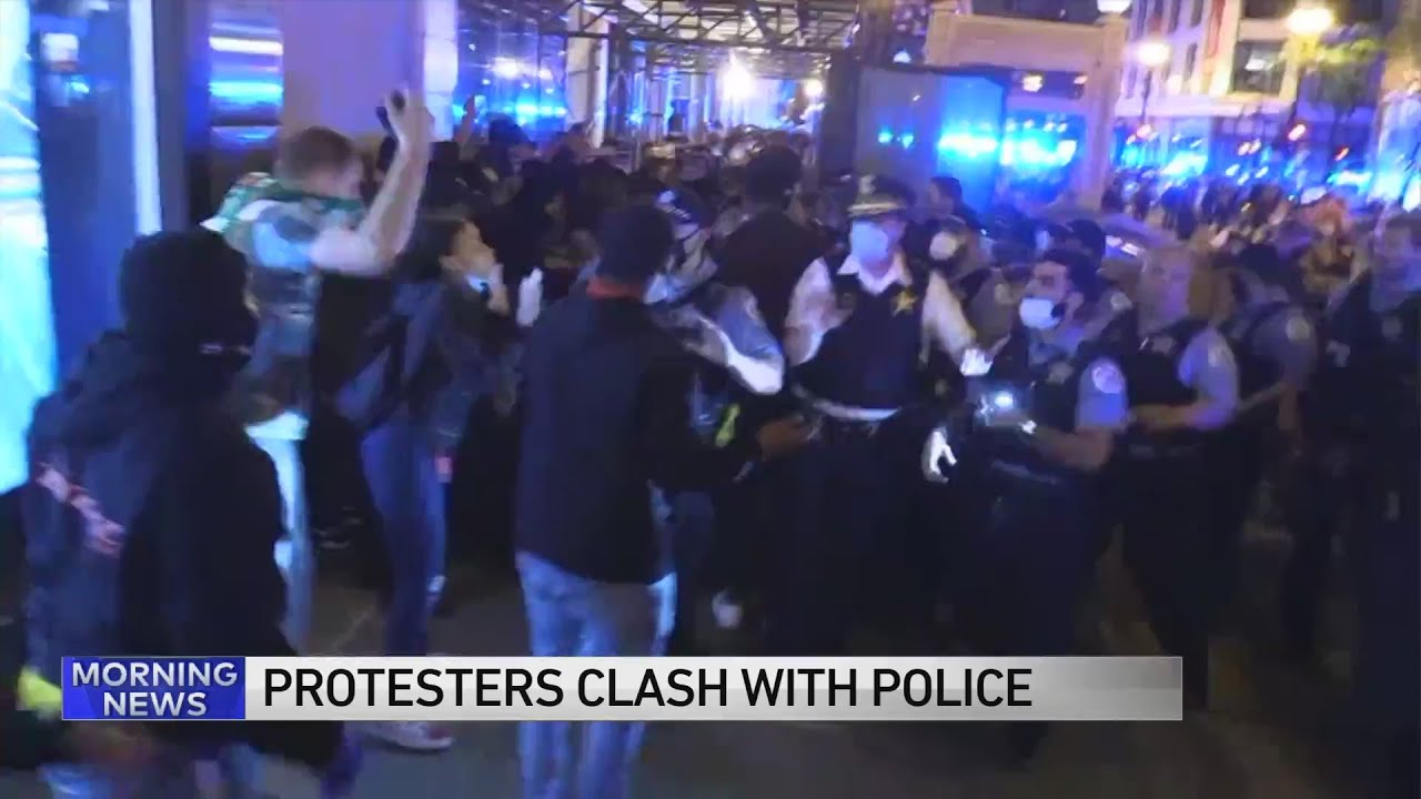 Officer-Involved Shooting Sparks Riots in Chicago