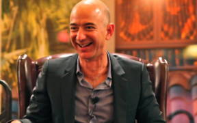 Jeff Bezos iconic laugh scaled e1596823498275