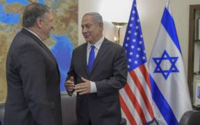 Secretary Pompeo Speaks with Israeli Prime Minister Netanyahu 27909467908
