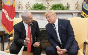 TrumpBenjamin Netanyahu 49451986988