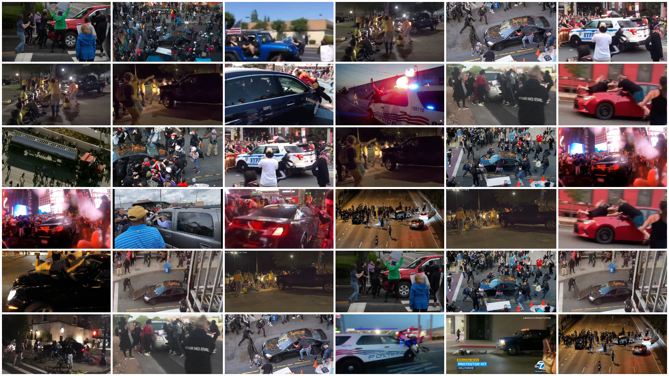Hundreds of Vehicle Ramming Attacks Mark New Norm in America's Civil Unrest - Citizen Truth