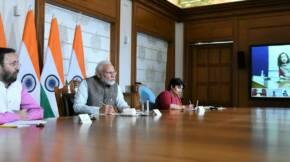 PM Modi conference on COVID 19 India lockdown e1606251973541