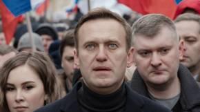 Alexey Navalny in 2020