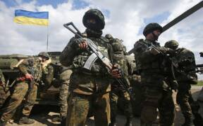 Anti terrorist operation in eastern Ukraine War Ukraine 27095245666