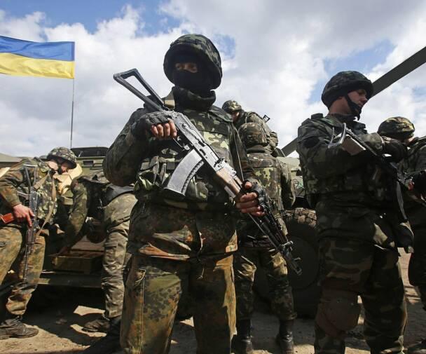 Anti terrorist operation in eastern Ukraine War Ukraine 27095245666