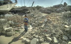 Destruction of Gaza 1