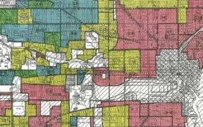 Redlining demographics segregation milwaukee redlining holc map crop