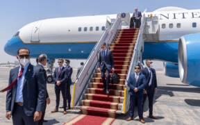 Secretary Blinken Arrives in Cairo 51206274315