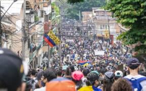 Manifestaciones en Medellin durante el Paro Nacional mayo de 2021 18