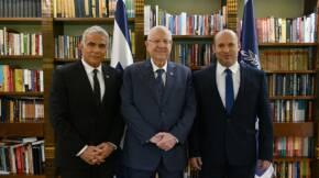 Thirty sixth government of Israel June 2021 GPOHA1 2048