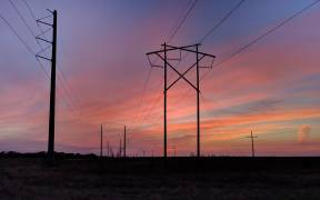 Different types power lines