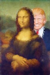 Mona Lisa Trump